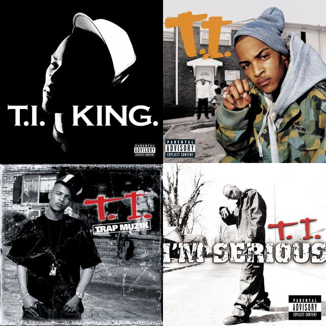 My Favorite T I  songs on Spotify