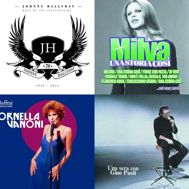 Canzoni francesi in italiano: gli anni sessanta playlist