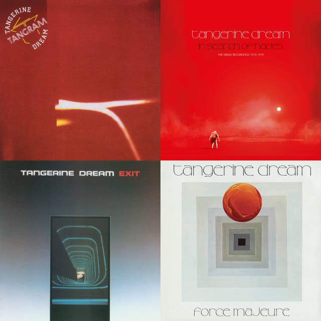 Tangerine Dream – Dream Sequence on Spotify