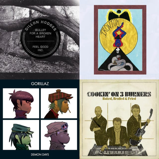 Feel Good Inc – Gorillaz on Spotify