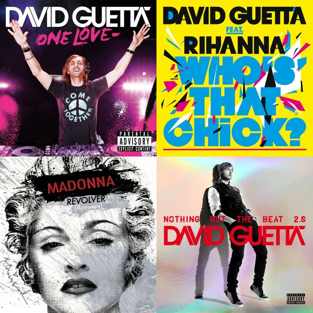 David Guetta Best Of - MP3 Compilation on Spotify