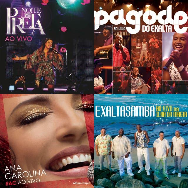 e267065e6570f Preta Gil, Ana Carolina — Sinais De Fogo - Live At The Week, Rio de Janeiro  (RJ), Brazil 2009 on Spotify