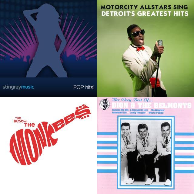Casey Kasem's Top 40 on Spotify