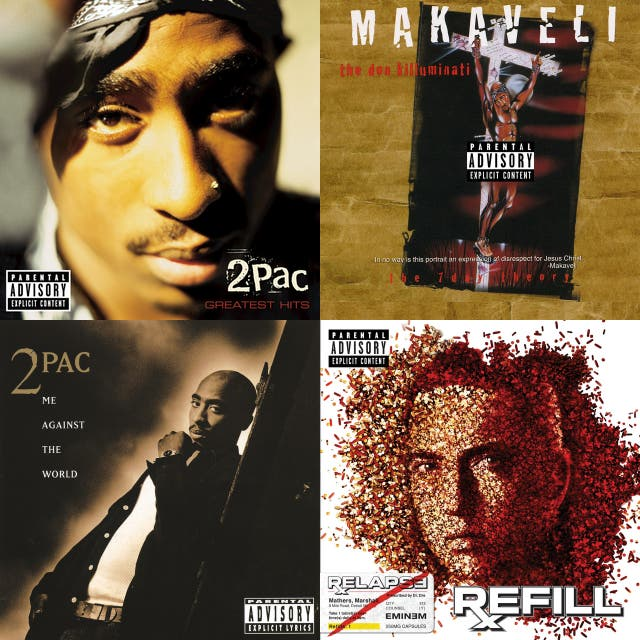 2Pac - Me Against The World on Spotify