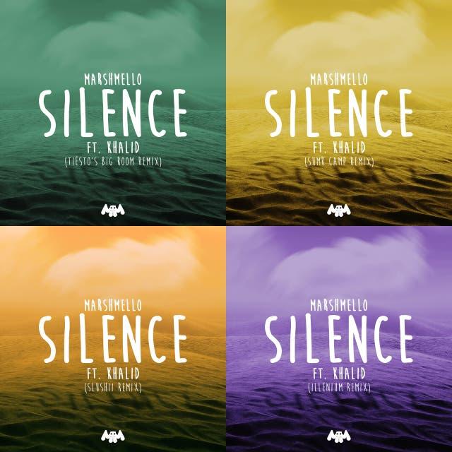 Silence REMIXES on Spotify