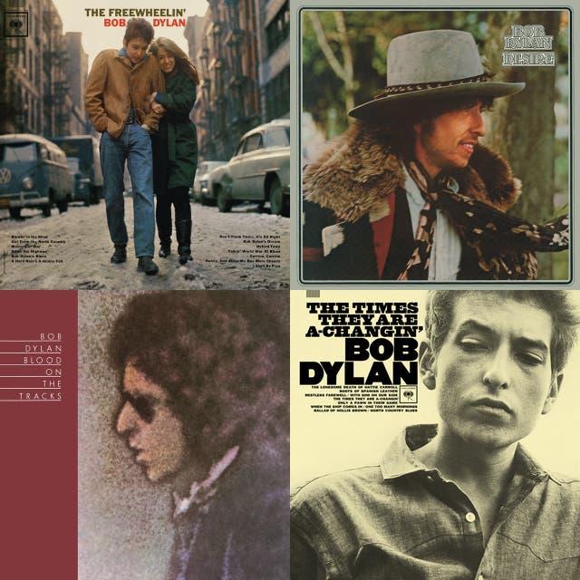 Bob Dylan's Bitter Breakup Songs on Spotify