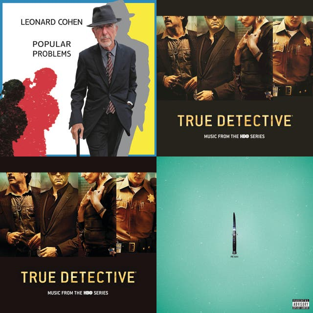 True Detective Season 2 - complete soundtrack on Spotify