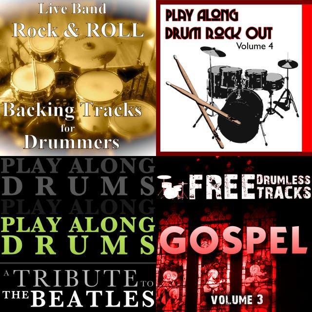 Drum Backing Track - Rock Blues (Van Halen Style) on Spotify