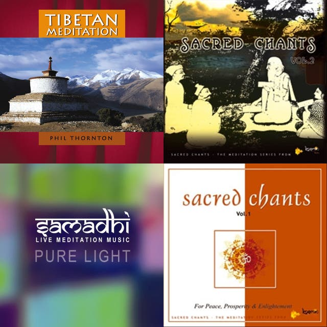Mantra/Chanting/Meditation/Prayer on Spotify