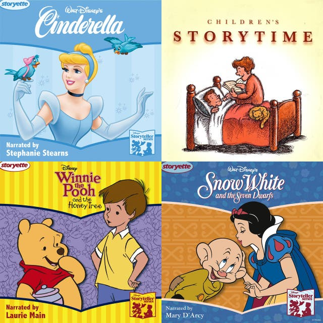 jrichman - Kids English Audio Books and Stories on Spotify