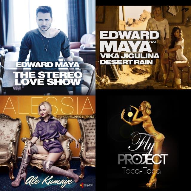Romanian Dance Music 2011, 2012, 2013, 2014, 2015, 2016