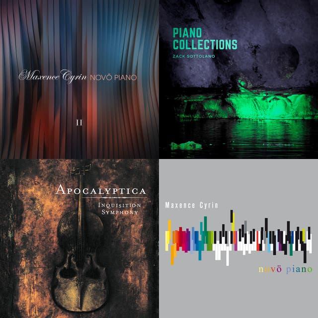 Piano/Instrumental Rock Songs on Spotify