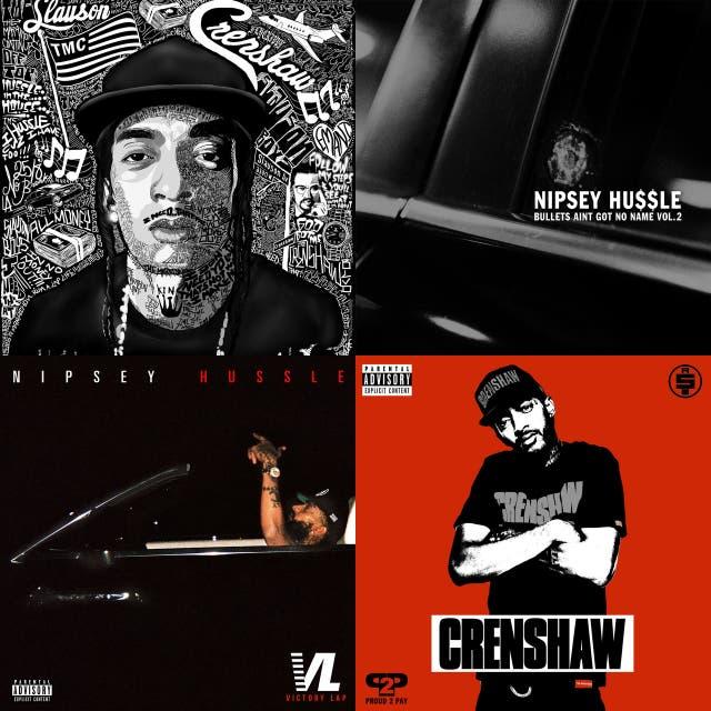 Nipsey Hussle Greatest Hits #AllMoneyIn #TOP5RAPWEBSITE on Spotify