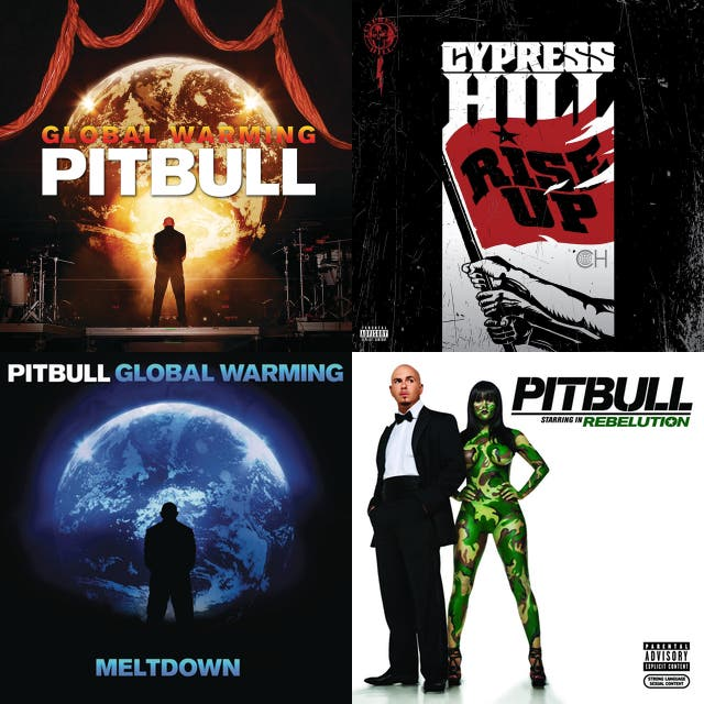 Pitbull alle songs on Spotify