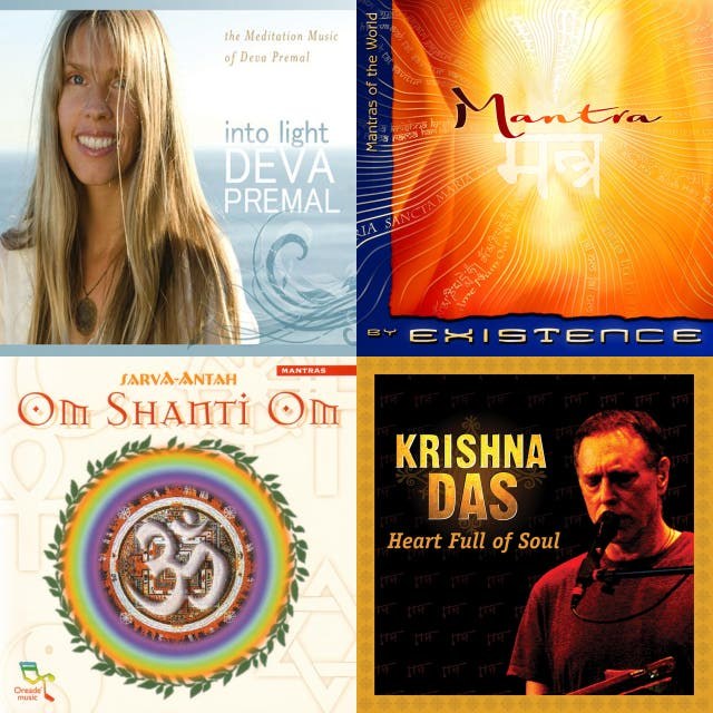 Yoga Mantra songs on Spotify