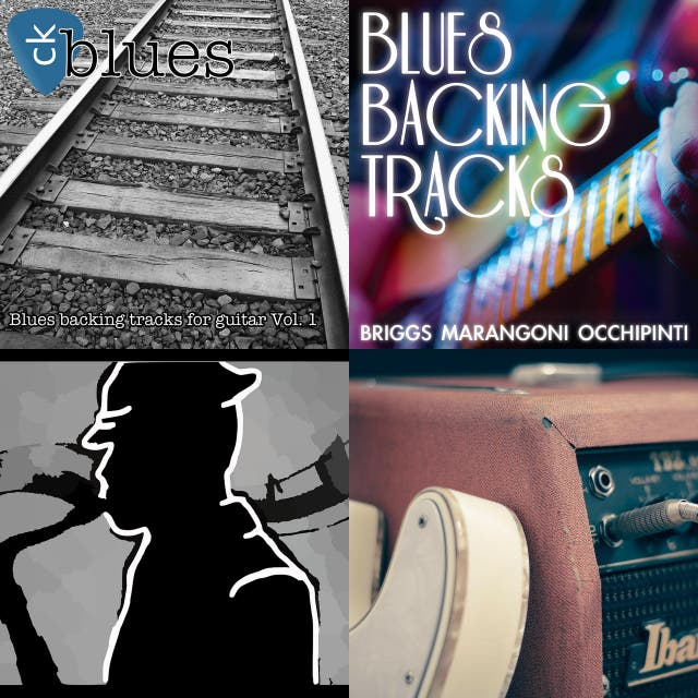 Backing tracks for C harmonica on Spotify
