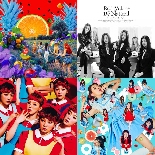 Red Velvet 1st concert- Red Room on Spotify