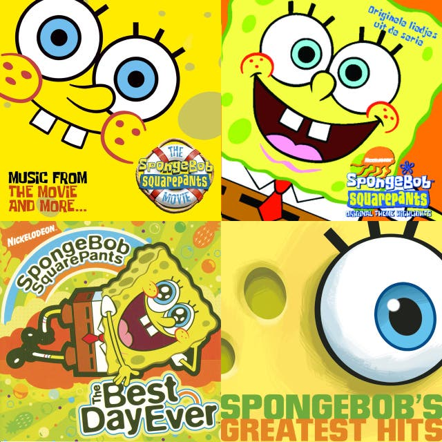The SpongeBob SquarePants Movie (Music From the Movie and