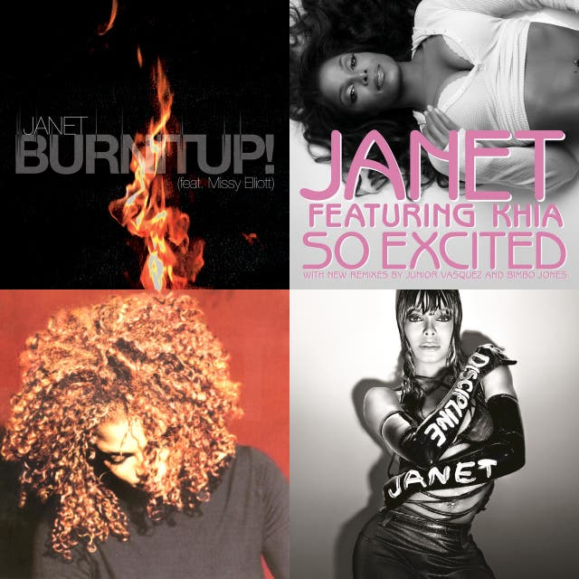 SPIN: Janet Jackson Throwback on Spotify