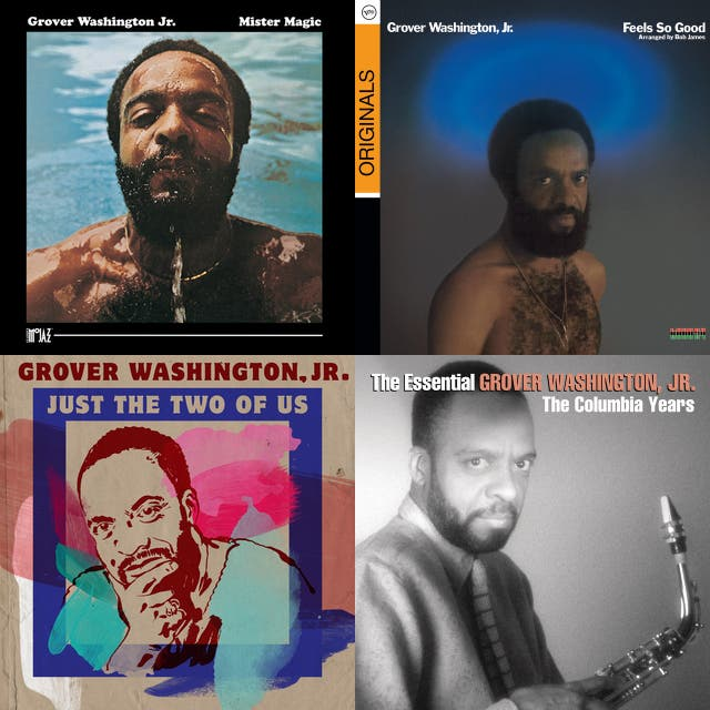 Grover Washington Jr On Spotify