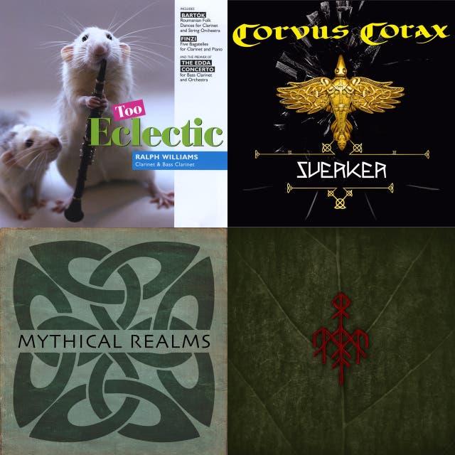 Norse Mythology on Spotify