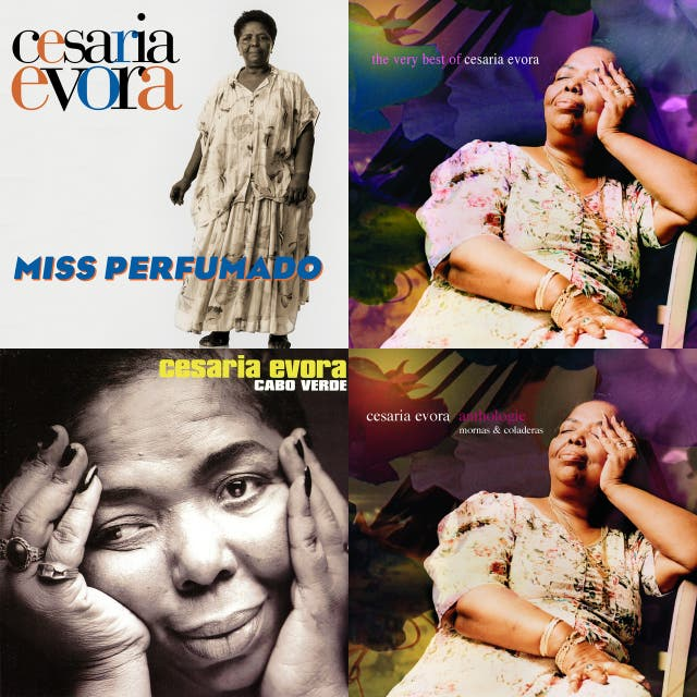 Cesaria Evora The Very Best Of On Spotify