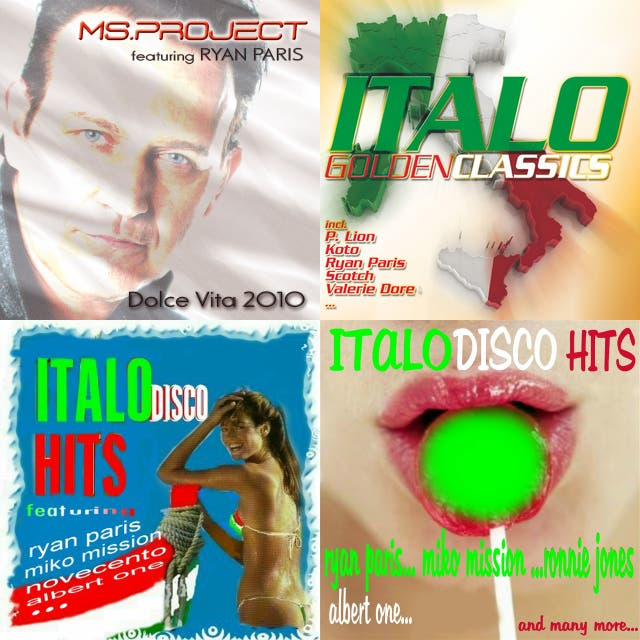 Multi-interprètes – Italo Disco Hits on Spotify