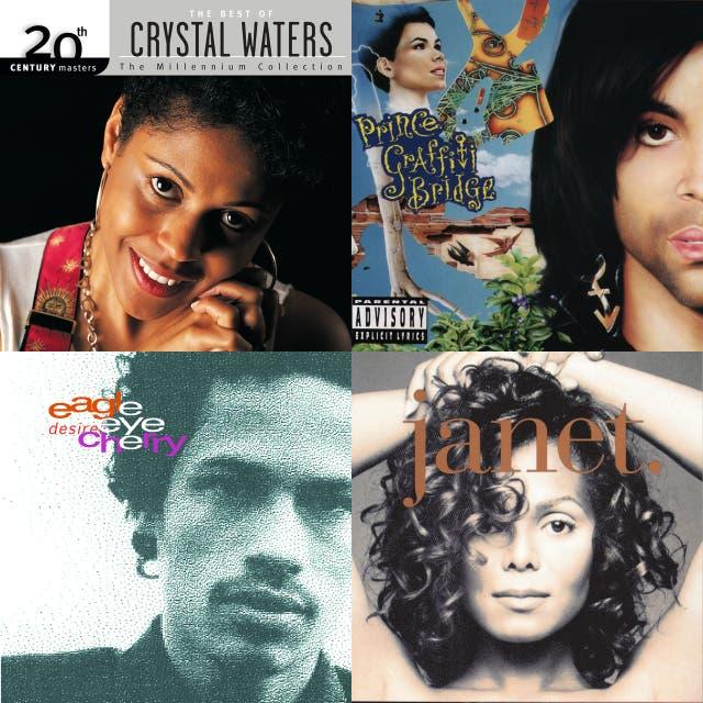 SiriusXM Billboard's Top 500 of the '90s on Spotify