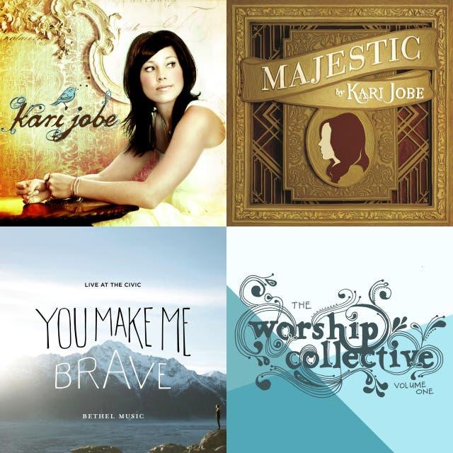 Female Lead Worship songs on Spotify