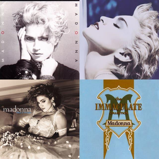 Madonna – Albums