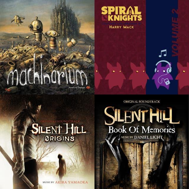 Silent Hill Book Of Memories Original Soundtrack