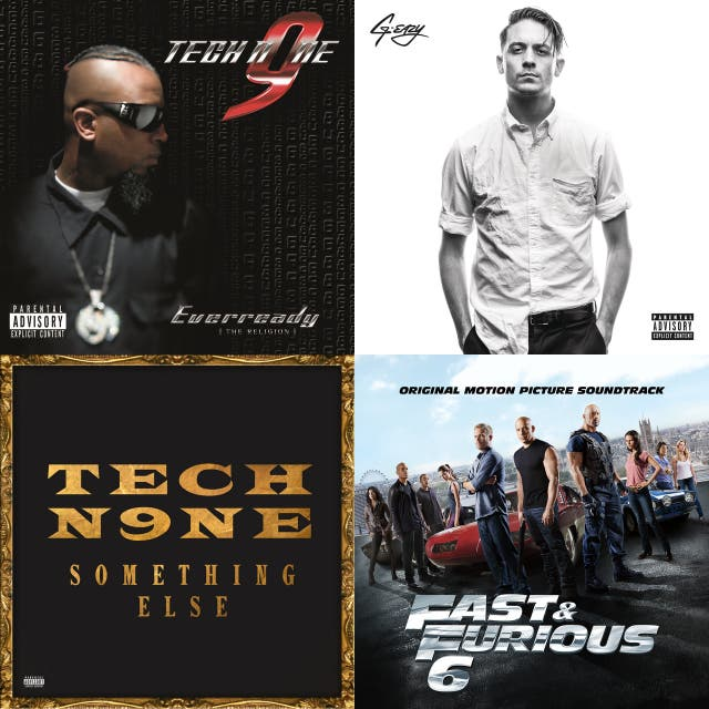 Tech N9ne — Caribou Lou on Spotify