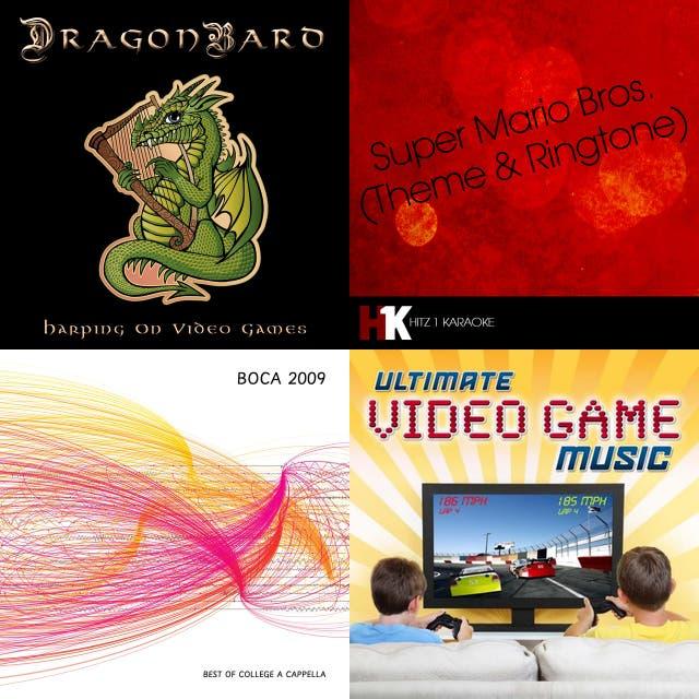 Vidya Games on Spotify