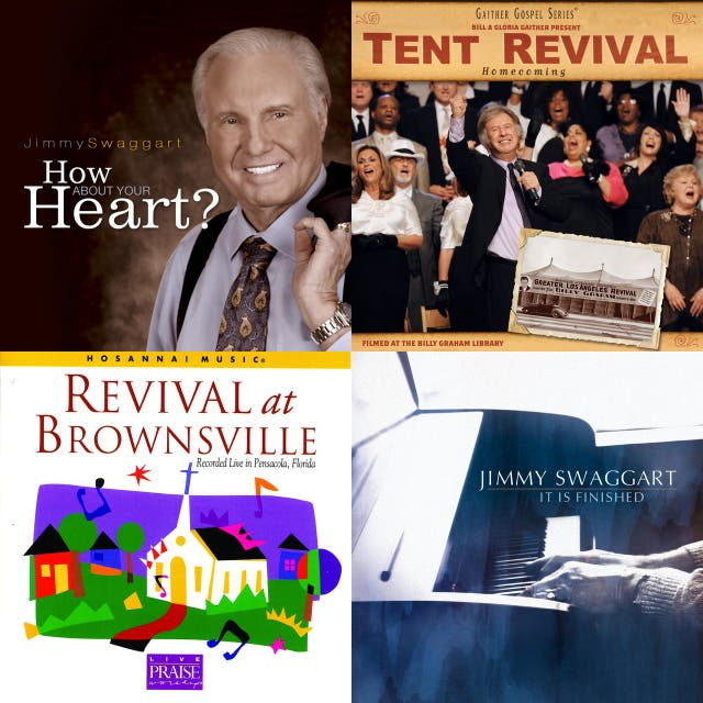 Lindell Cooley — Revival At Brownsville (Recorded Live In Pensacola