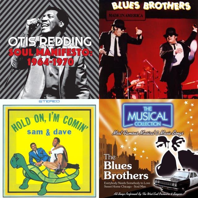 Blue Brothers-sange on Spotify