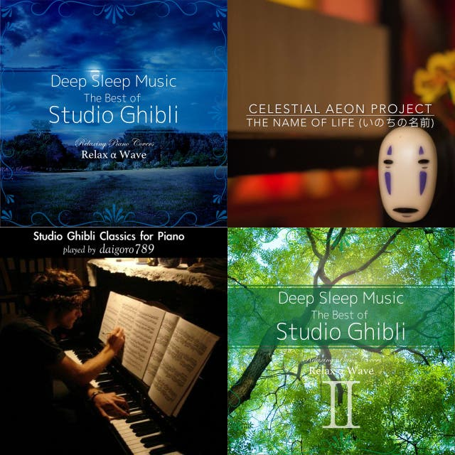 Studio Ghibli Relaxing Piano Collection on Spotify