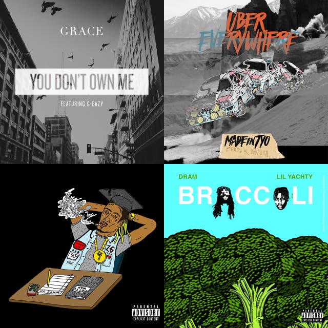 D R A M  — Broccoli on Spotify