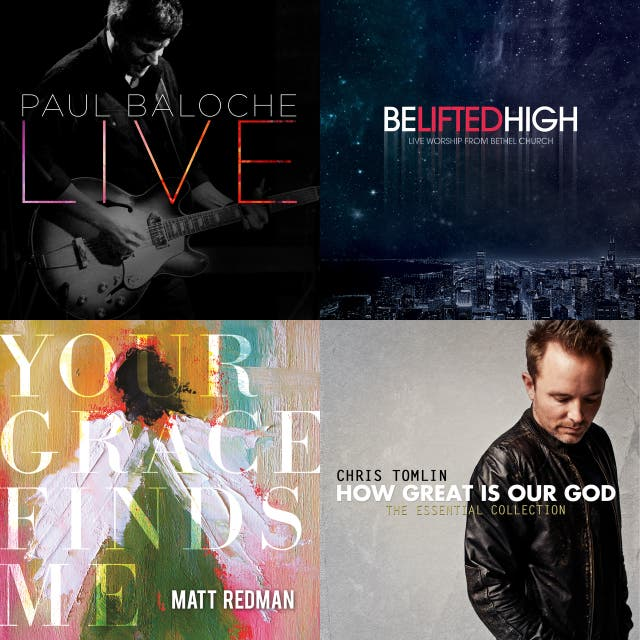 Upbeat Worship Songs #1 on Spotify