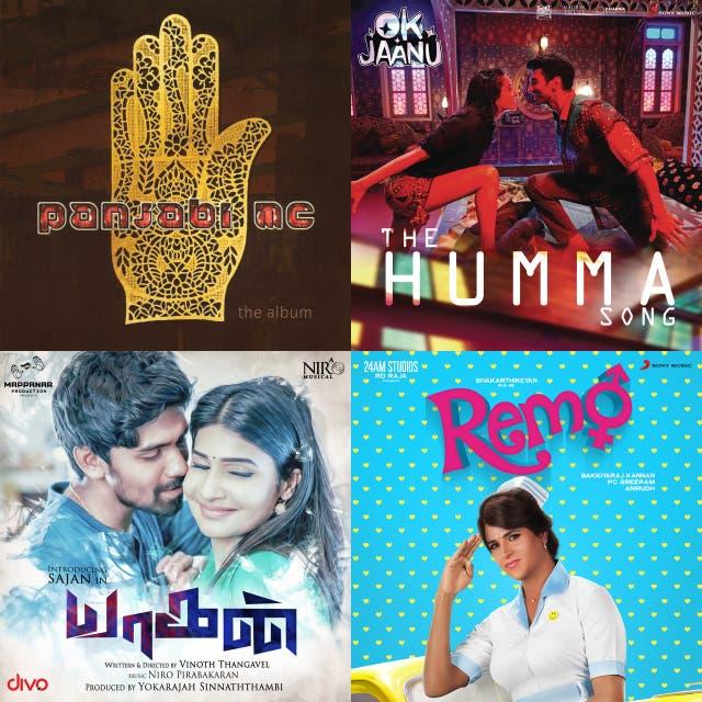 Tamil on Spotify