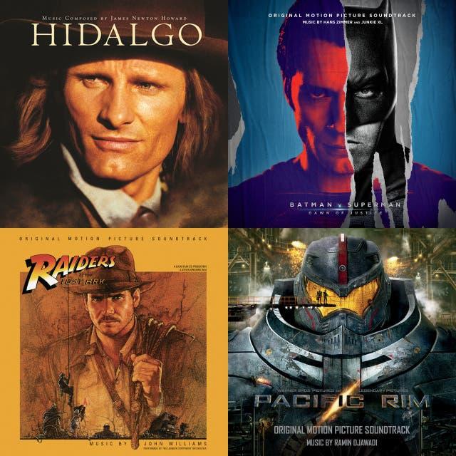 Epic, Thuderous, Poignant Movie Soundtracks on Spotify