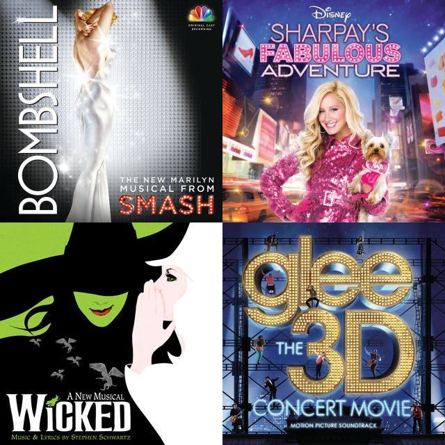 Audition songs for female singers (musical) on Spotify