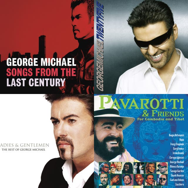 George Michael – Twenty Five on Spotify