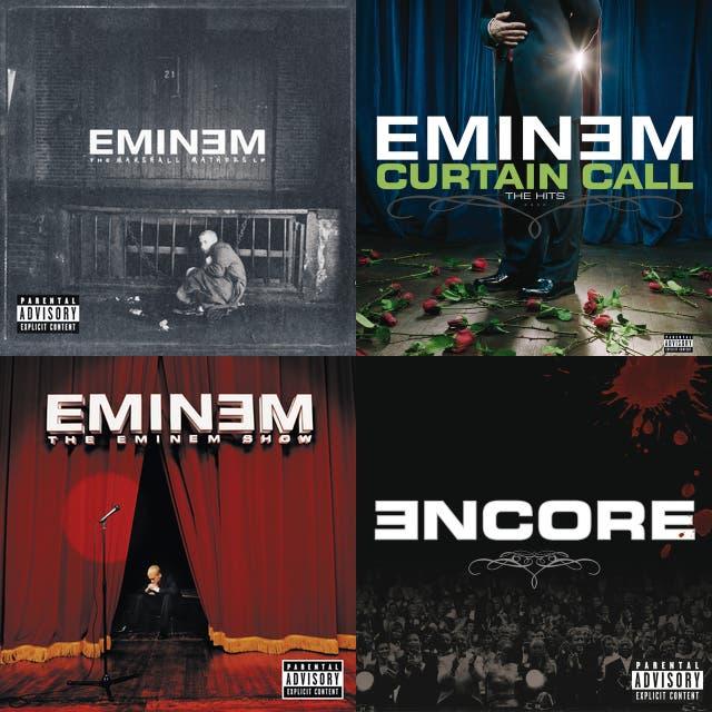 Eminem - David Strickson