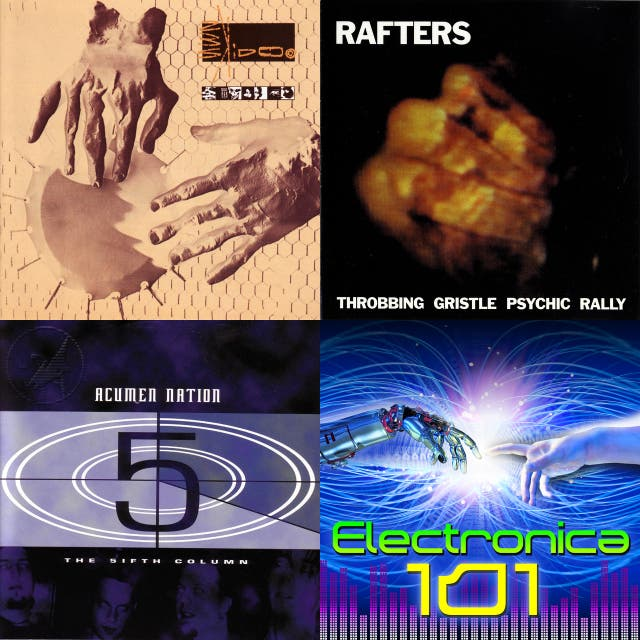 Best of 80's, Goth, Darkwave, EBM, Electro Noise and