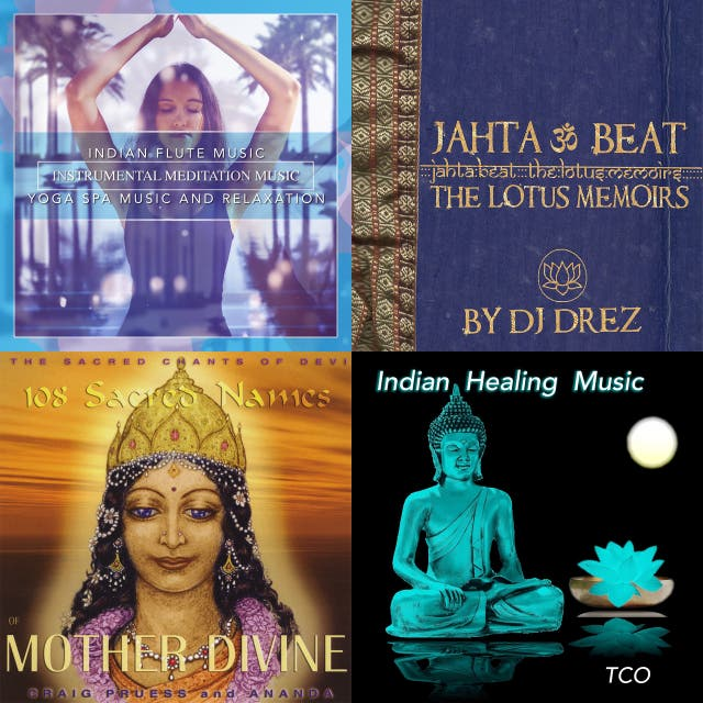 Top Indian Yoga Music tracks on Spotify