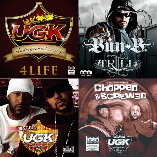 UGK Playlist 👑 on Spotify