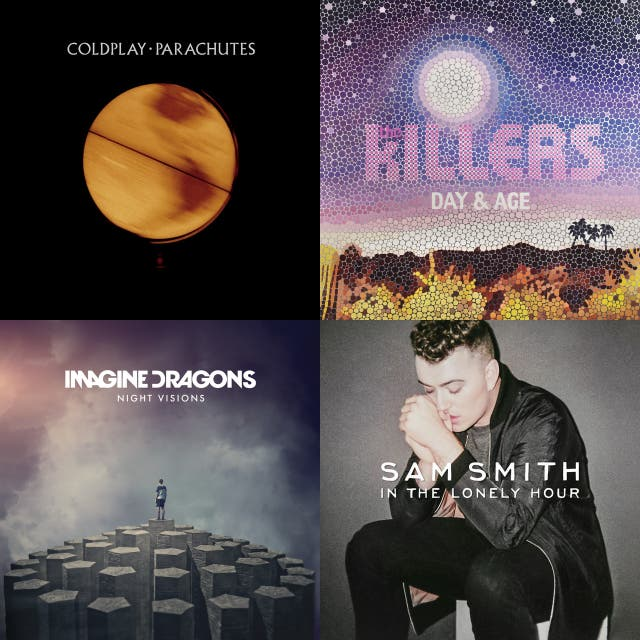 Warriors Imagine Dragons Hunger Games: Coldplay, Imagine Dragons And The Best Artists On Spotify