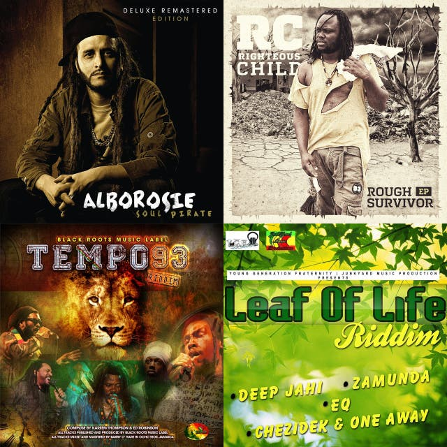 Reggae mix 2015-2018 on Spotify