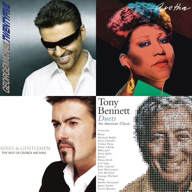 George Michael - The Duets on Spotify