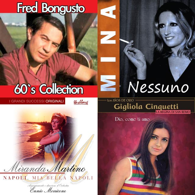 Accarezzame - Napoli rivisitata playlist
